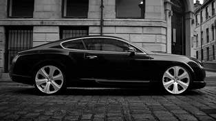 Wheelsandmore Bentley Continental GT - 680 HP and 850Nm