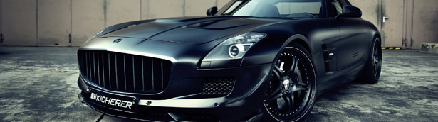 Kicherer Mercedes-Benz SLS 63 AMG Supercharged GT