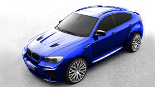 Teased: 2012 Kahn BMW X6 Wide Track Edition