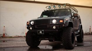Project Magnum: SR Auto Hummer