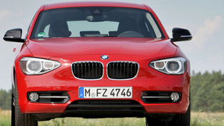 2012 BMW 1-Series 116d - 2.7 l / 100 km