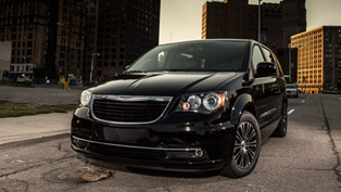 2013 Chrysler Town & Country S Gets Enhanced
