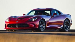 2013 Dodge Viper SRT - US Price $97,395