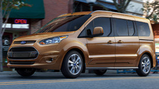2013 Ford Transit Connect Wagon - 7.8 l / 100 km