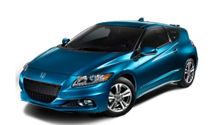 2013 Honda CR-Z Sport Hybrid Upgraded