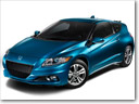 2013 Honda CR-Z Sport Hybrid Upgraded