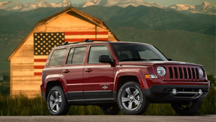 2013 Jeep Patriot Freedom Edition Pays Tribute to U.S. Military members