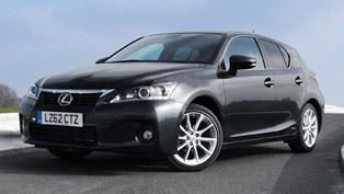 2013 Lexus CT 200h Advance - The better choice!