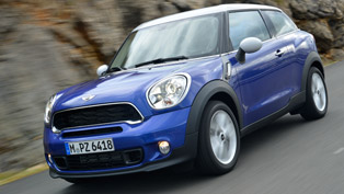 2013 MINI Paceman - Sports Activity Coupe