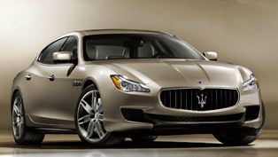 2013 Maserati Quattroporte: The best of Italian design