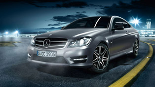 Teaser: 2013 Mercedes-Benz C-Class AMG Sports Package