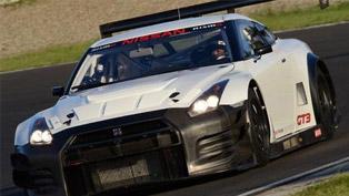 2013 Nissan GT-R Nismo GT3 [video]