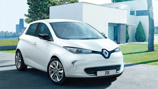 Emissions Free: 2013 Renault ZOE
