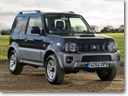 2013 Suzuki Jimny – New Face and Better Equipment