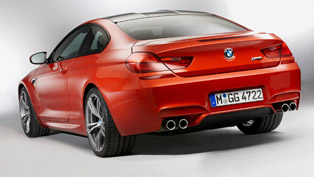 BMW M6 Coupe F12 [video]