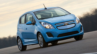 2014 Chevrolet Spark EV Unveiled Ahead of Los Angles Auto Show