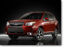 2014 Subaru Forester Crossover Unveiled Ahead of Official Debut