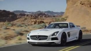 Trailer: 2014 Mercedes-Benz SLS AMG Black Series [VIDEO]