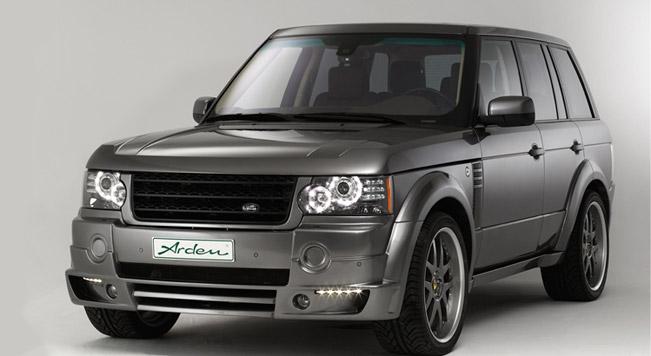 arden range rover ar7 special edition. Black Bedroom Furniture Sets. Home Design Ideas