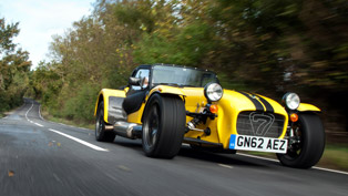 Caterham Supersport R Completes Iconic Range of Sevens