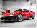 DMC Ferrari F430 Scuderia Carbonio In Full Carbon Fiber
