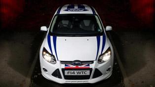 Ford Focus WTCC Limited Edition Road Car