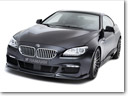 Hamann BMW 6-Series Upgraded with M Aerodynamic Package