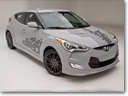 Hyundai Veloster REMIX Special Edition Now in Production