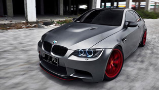 Two Shades Of Grey: IND BMW E92 M3 and F10 M5
