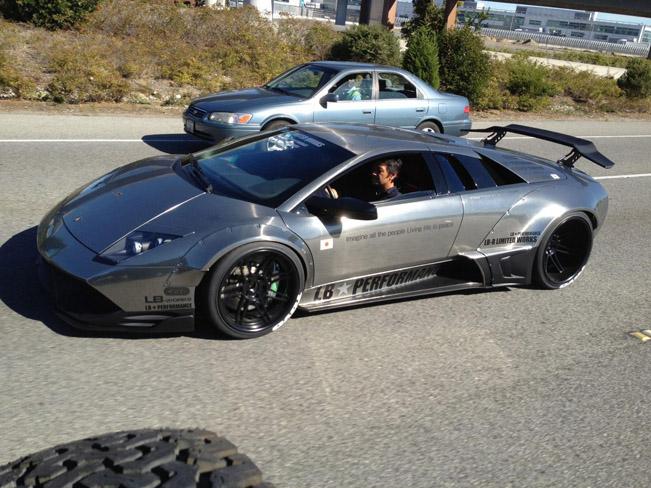 Lamborghini Murcielago Tuned By Lb Performance