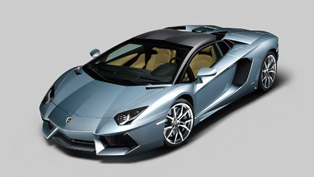 Ultimate open-air experience: Lamborghini Aventador LP 700-4 Roadster
