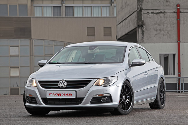 Ebc Brakes Review >> MR Car Design Volkswagen Passat CC - 502HP and 700Nm