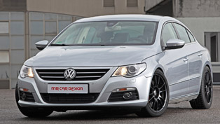 mr car design volkswagen passat cc - 502hp and 700nm