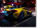 McLaren P1 Hypercar Concept [RENDER]