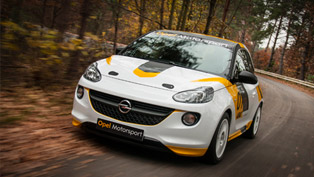 opel adam cup to race along with opel astra cup