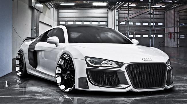Regula Audi R on Audi R8 Regula