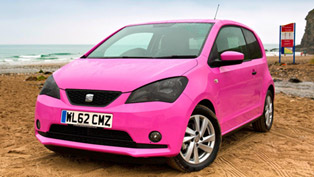 Seat Mii Miinx Adds More Colour to the Urban Life