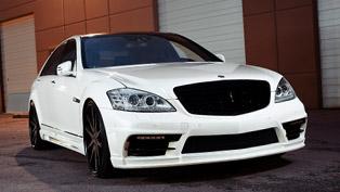 Projcet Amadeus: SR Auto Mercedes-Benz S63 AMG