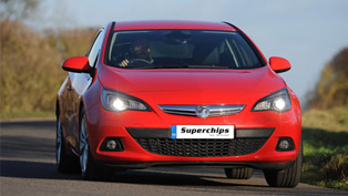 Superchips Gives More Horsepower to Vauxhall Astra GTC