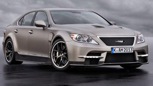 TMG Sports 650 Concept based on Lexus LS