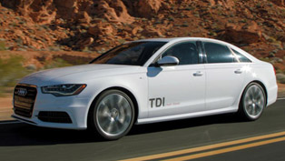 Audi A6,A7,A8 and Q5,Q7 Powered by 3.0 V6 TDI
