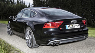 ABT Audi AS7 Sportback - 306 km/h [video]
