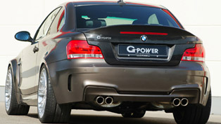G-Power BMW G1 V8 Hurricane RS - 314 km/h [video]
