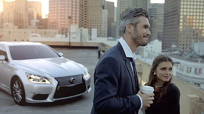 Lexus LS Campaign: Highest Level of Performance and Luxury [