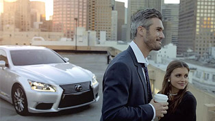 Lexus LS Campaign: Highest Level of Performance and Luxury [VIDEO]