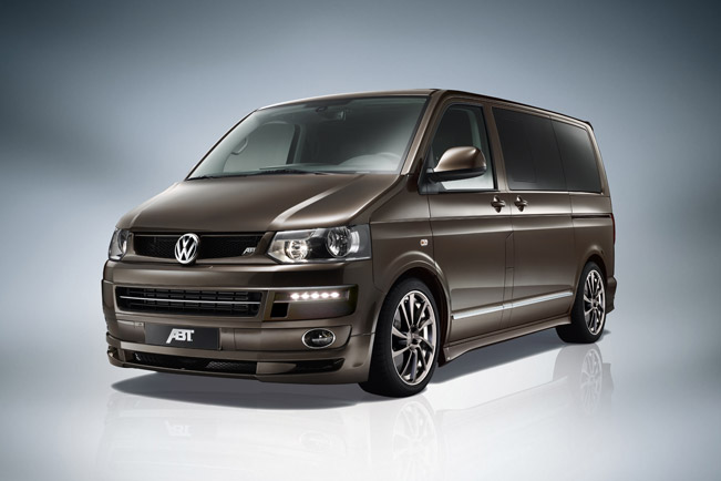 abt volkswagen t5 multivan awarded for best tuning. Black Bedroom Furniture Sets. Home Design Ideas