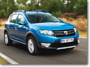 2013 Dacia Sandero Stepway - UK Price £7,995