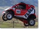 Smart ForTwo at the 2013 Dakar Rally [video]