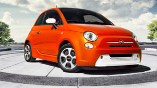 2013 Fiat 500e Recharges the Electric Vehicle Segment