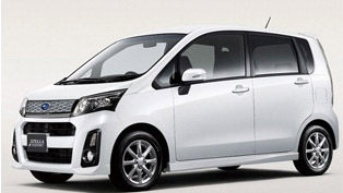 2013 Subaru Stella Facelift for Japan